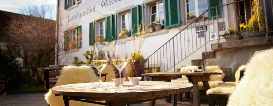 Beispiel: Außenansicht, Foto: Hotel Landgasthof Wassberg.