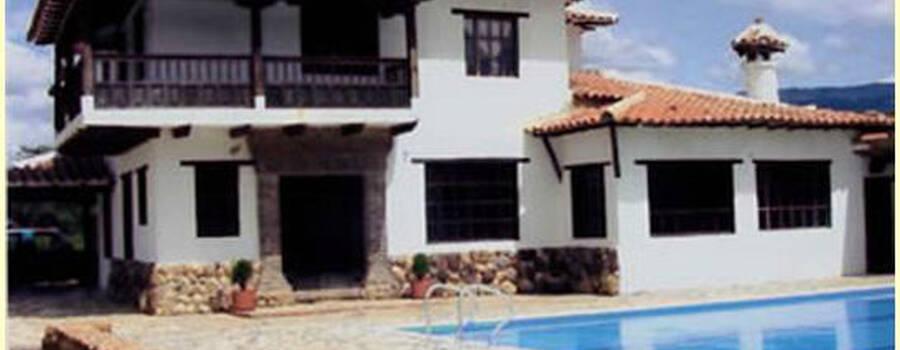 piscina, parte de habitaciones