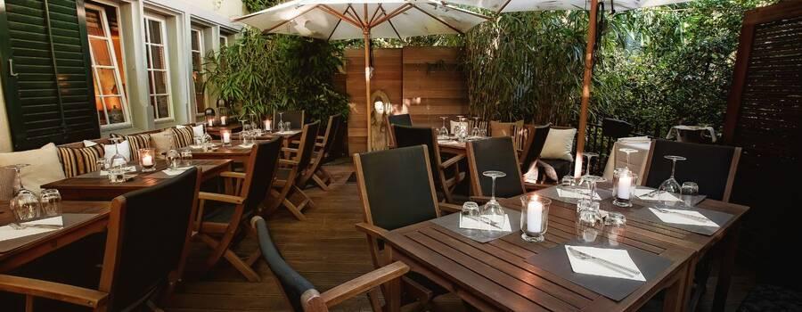 Beispiel: Tao's Restaurant, Foto: Tao's.
