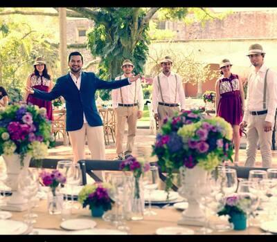 NOÉ ARIZA Wedding Expert.  Cuidará cada detalle para que todo suceda como tu lo deseas.