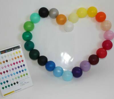 Beispiel: Ballonsortiment, Foto: Airmotion - Ihr Ballonshop.