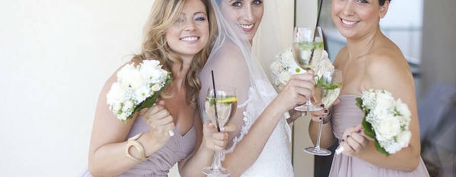 Beispiel: Gruppenbilder, Foto: The Wedding Day Photography.