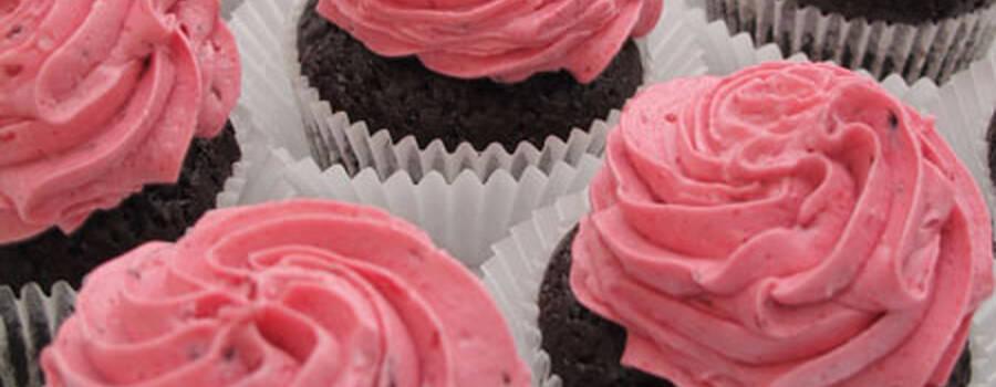 Beispiel:Vegane Cupcakes, Foto: Madame Miammiam