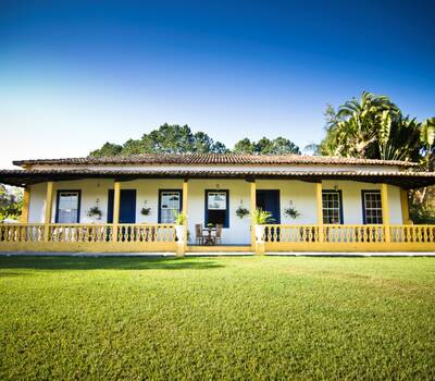 Vivenda Colonial Linda casa de fazenda para o seu casamento no campo
