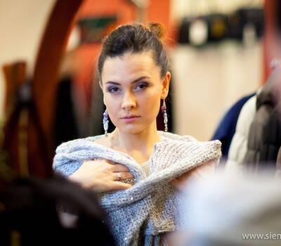 foto: Igor Siemieniuk modelka: Małgorzata Bilczyńska