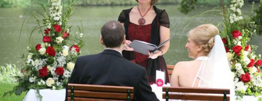 Beispiel: Freie Trauung, Foto: Anna Held Zeremonien.