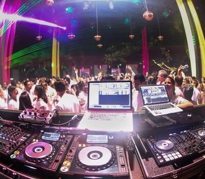DJ Milton Chuquer