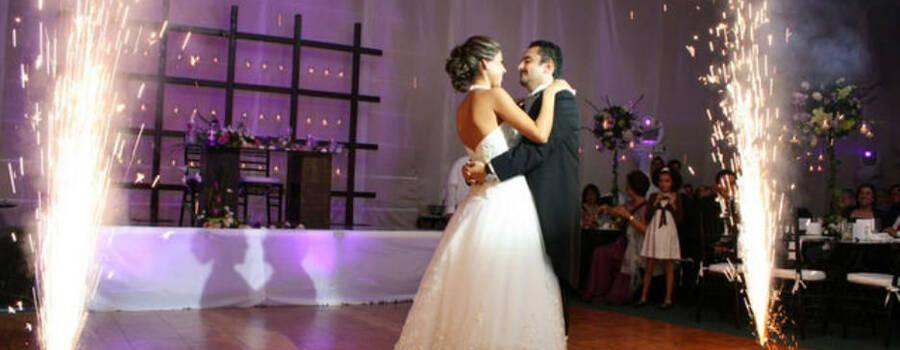 Showlights Events pirotecnia computarizada para tu boda