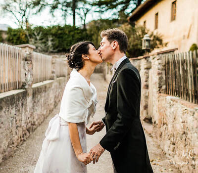 Sposi Castel Mareccio Bolzano