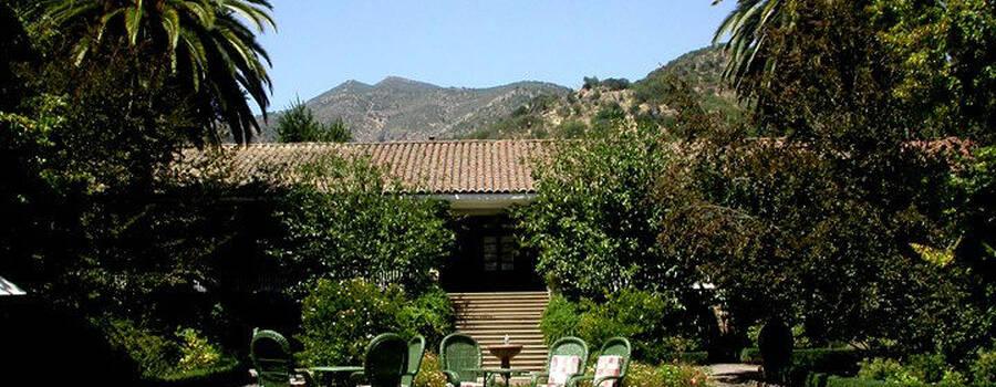 Hacienda Los Lingues.