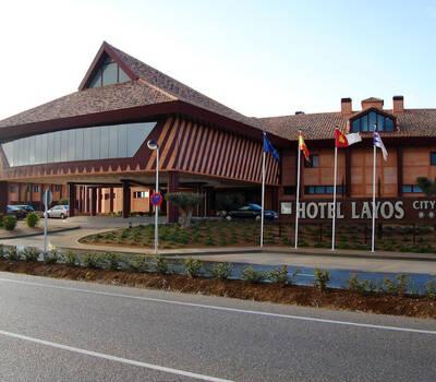 Hotel Citymar Layos Golf