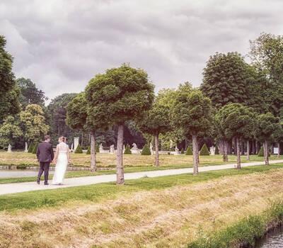 Beispiel: Professionelle Hochzeitsfotografie, Foto: Axel Link Photography.