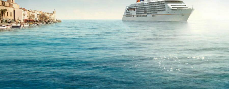 Beispiel: MS Europa 2, Foto: Hapag-Lloyd Kreuzfahrten.