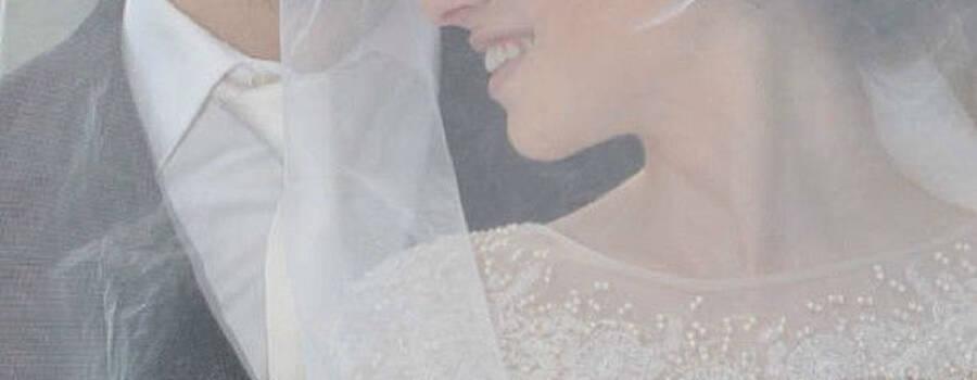 Lourdinha Noyama. Foto: Vestida de noiva