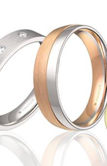 Personaliza tu alianza de boda con la colección ARGYOR1954