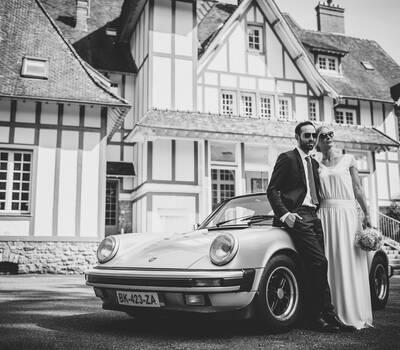 Mariage au Manoir des Roches - Carole J. Photographie