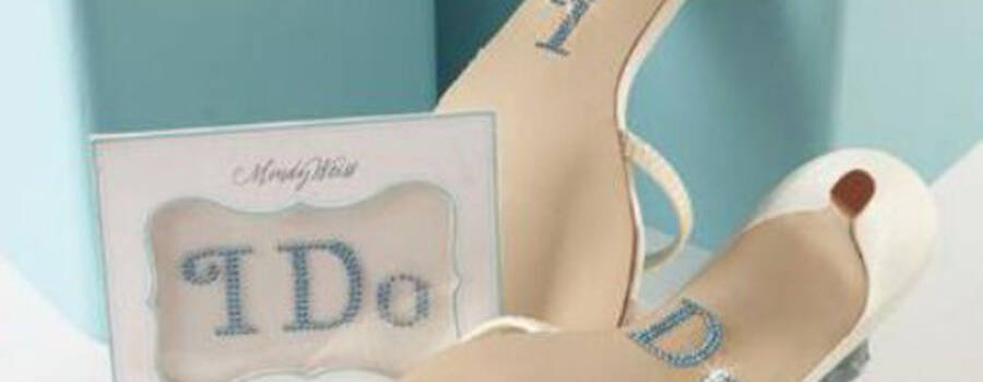 Adesivos para sapatos. Wedding Shop