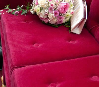 Beispiel: Die Blumen für Ihren schönsten Tag, Foto: Blumenkiste.