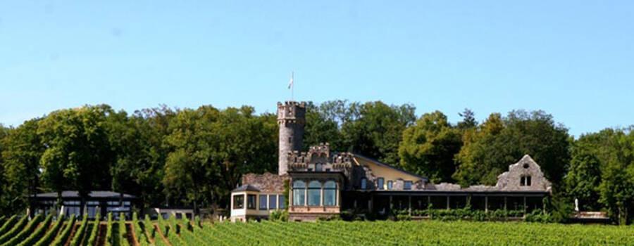 Beispiel: Vorderansicht, Foto: Burg Schwarzenstein.