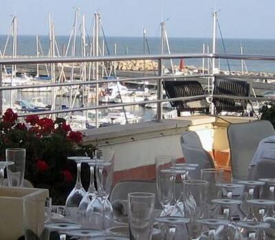 Restaurante El Naútico.