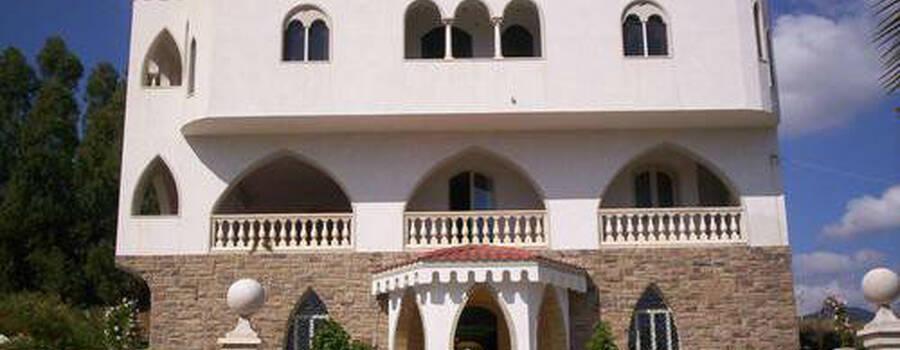 Villa vista diurna