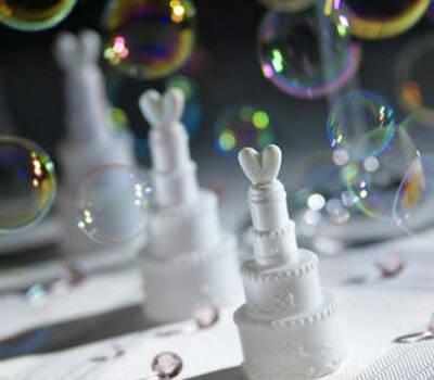 Beispiel: Kreative Ideen, Foto: Sweet Wedding Gastgeschenke.
