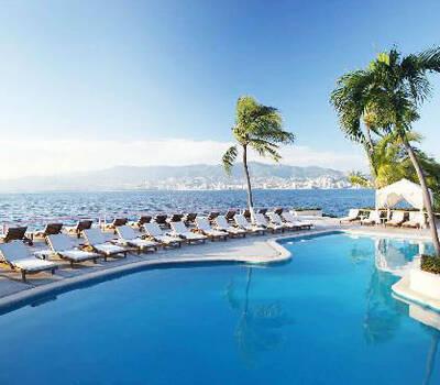 Hotel Ritz para que celebres tu boda en Acapulco Guerrero