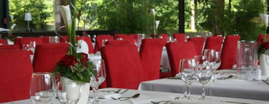 Räumlichkeit für die Hochzeitsfeier, Foto: Bistro Mirabell