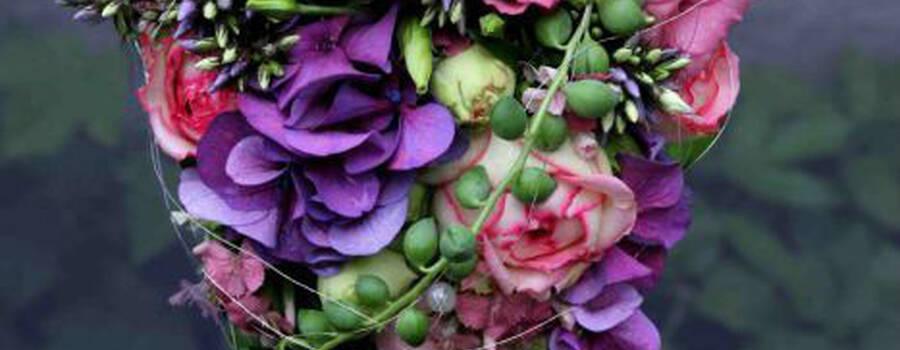 Beispiel: Brautstrauß, Foto: Idea Verde.