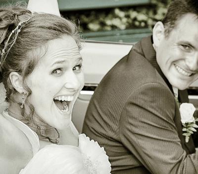 Beispiel: Einzigartige Hochzeitsfotografie, Foto: Pinax Fotostudio.