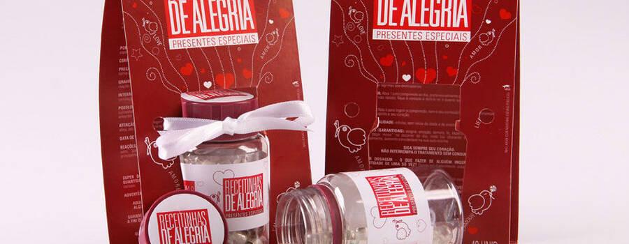 Receitinhas de Alegria - Prod. Original Completo - Tema Amor (Foto I)