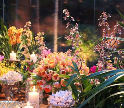 Fábio Borgatto e Telma Hayashi Decoração de Eventos