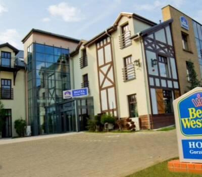 Hotel Best Western w Gorzowie Wlkp.