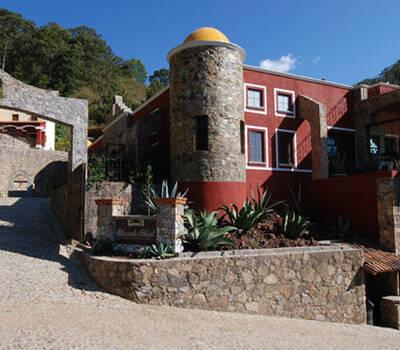 Hacienda Matel en Jalisco