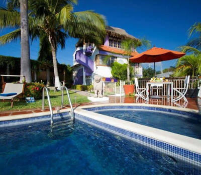 Hotel Boutique Villa-Bella en Tepic