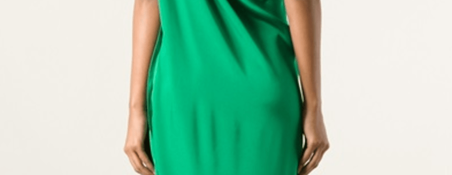 Vestido Lanvin, Farfetch
