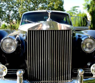 Rolls Royce en alquiler. Clasik Cars
