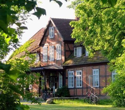 Beispiel: Aussenansicht, Foto: Gutshof Woldzegarten.