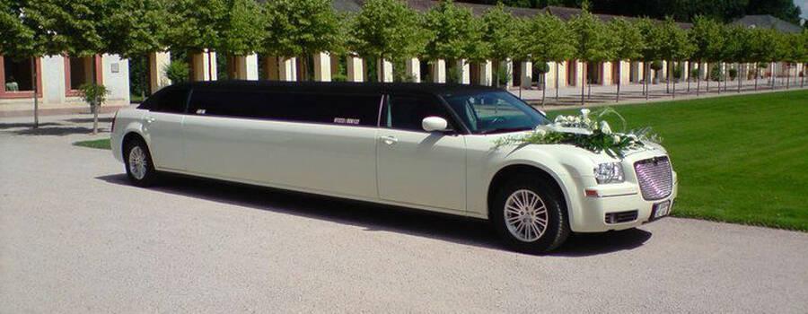 Beispiel: Ihre Hochzeits-Limousine, Foto: Limo Inc.