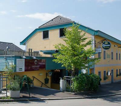 Beispiel: Außenansicht, Foto: Restaurant Oberwirt.
