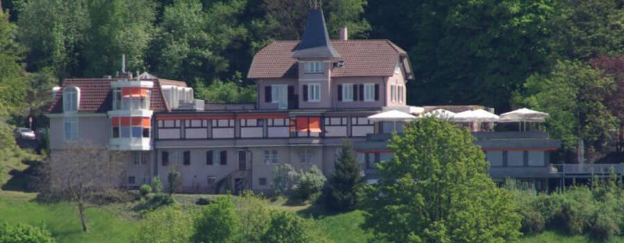 Beispiel: Blick auf das Restaurant, Foto: Dattler Schlossbergrestaurant.