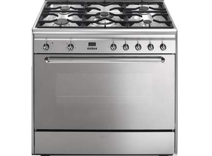 Multifunctional gas stove CG90X - Stainless