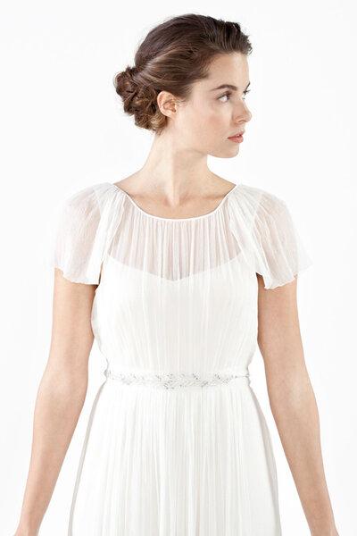Suknia ślubna z kolekcji Saja Wedding 2014