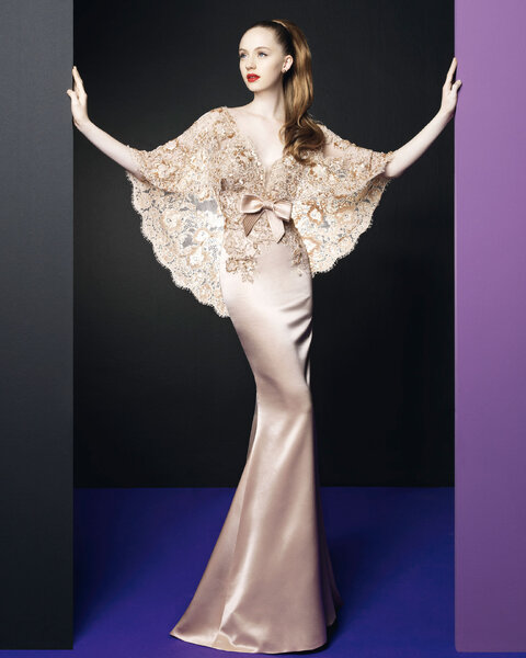 Zuhair Murad Cocktail Collection 2013. Foto: www.rosaclara.es