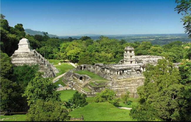 La città maya di Palenque è una tappa imperdibile per una luna di miele in Messico