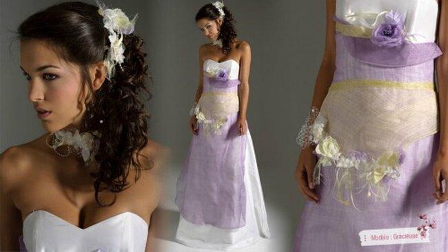 Robe de mariée Elsa Gary 2012
