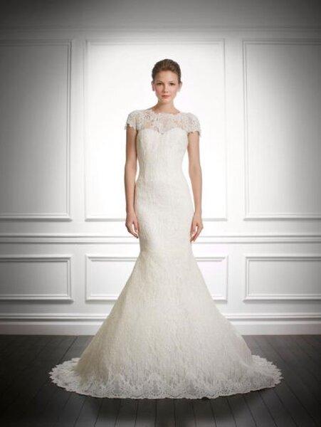Vestido de novia otoño 2013