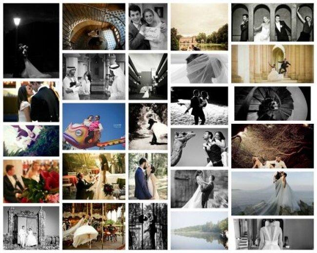 Concurso mejor fotografía de bodas 2012 Francia