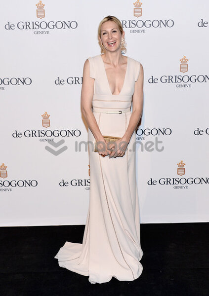 Aktorka Kelly Rutherford, Cannes 2012