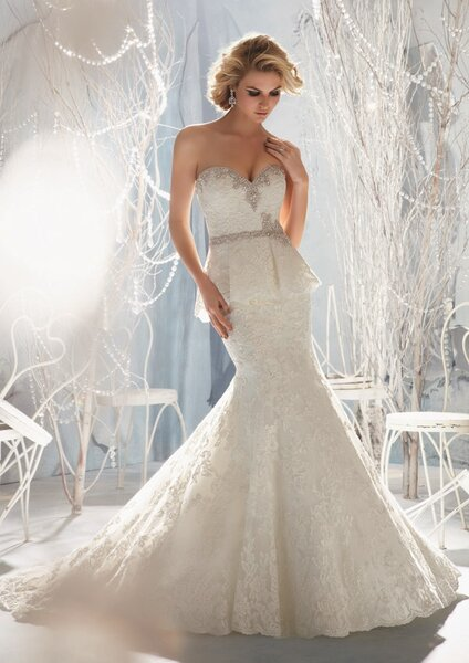 Mori Lee 2014 Bridal Collection. Foto: www.morilee.com
